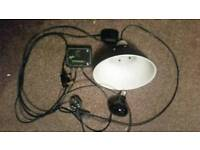 Heat Thermostat , Heat Bulb and Reflector