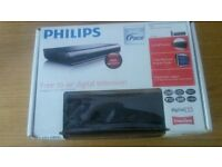 Philips Pace Freeview Digital Receiver DTR220/05