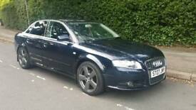 Audi A4 2.0tdi quattro 170 special edition fully loaded