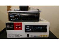 SONY CD/MP3/AUX/USB/RADIO REMOTE CONTROL