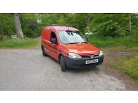 Vauxhall combo 1.3cdti van for easy repair