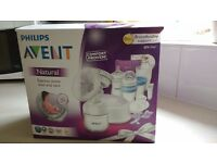 Phillips Avent electric breast pump RRP £128