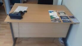 Work desk, very good condition, 80cm length by 120cm in height.