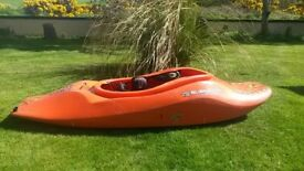 Bliss Stick RAD freestyle playboat