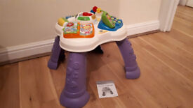 Play and Learn Activity Table by Vtech