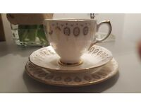Vintage Queen Anne Fine Bone China Tea Set