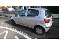 Yaris 1.3. 5Dr. Owned since new, great runner.