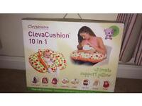 Clevamama 10 in 1 support Cushion