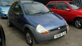 Ford KA! Only 70k on clock! Runs and drives spot on!