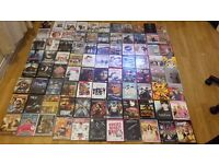 JOBLOT of over 90 DVD'S including New & Sealed and Box Sets Ideal for Carboot / Ebay