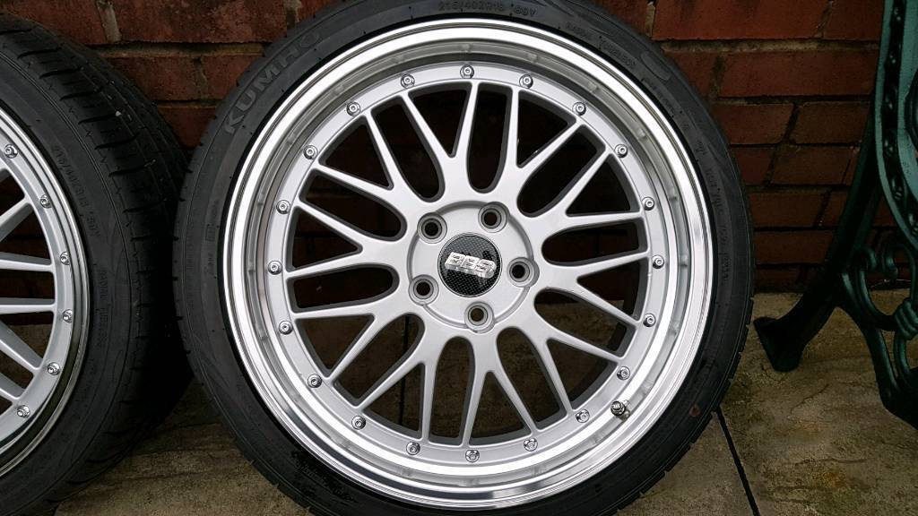 Alloy wheels Set of BBS LM Reps. Audi VW