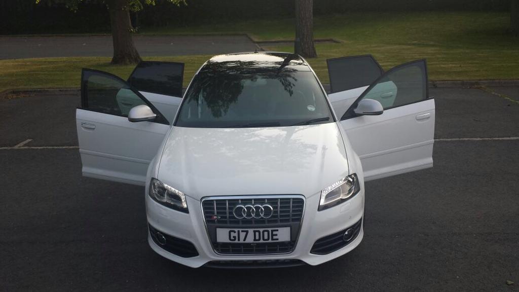 Audi A3 2 0 Tdi Full S3 Replica Bargain Dsg Pan Roof Hpi