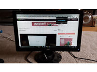 "AOC 18.5"" LCD Monitor"