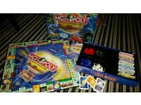 Monopoly duel masters special edition game