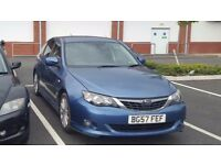 Subaru Impreza 2.0 RX high spec keyless entry