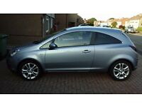 2010 Vauxhaull Corsa 1.2 Sxi 3 door hatchback.1 years Mot..