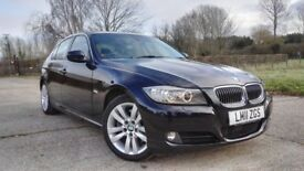 2011 BMW 330d Saloon Facelift 1 Owner Full Service History Long MOT Excellent Condition
