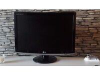 LG Flatron w2452T 24 Inch wide screen Monitor