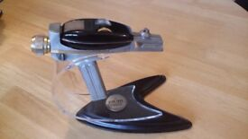 Star Trek Phaser made of pewter by Franklin Mint