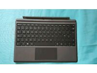 Genuine Microsoft Surface Pro 4 Type Cover Keyboard