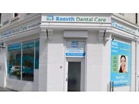 Dentist Rosyth - Part Time Dental Associate required in Rosyth, on the outskirts Dunfermline
