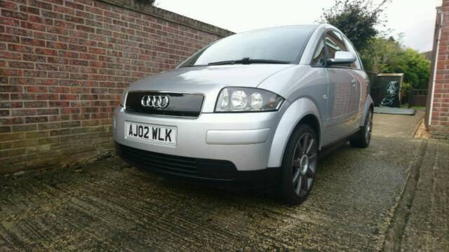 2002 Audi A2 1 6 FSI Sport  Good condition, Fsh, Drives fine, needs a  sensor for mot  Project car | in Bournemouth, Dorset | Gumtree
