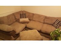 Sofa for sale good condition normal wear , pick up only.price negotiable £180 ono