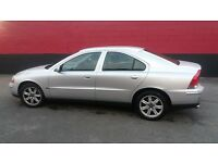 Volvo s60 54 plate. 2.0l ts Runs perfect no faults. Clutch gears engine all spot on .