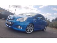 2011 VAUXHALL CORSA D VXR 1.6 TURBO - FACE-LIFT MODEL - ARDEN BLUE EDITION - 2 KEYS - VERY CLEAN