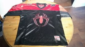 Marvel Spider-Man American Football XL Shirt