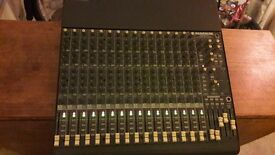 Mackie 1604 VLZ pro Mixing Desk 16 channels