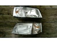 Vw transporter t5 headlamps standard