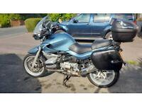 BMW, R1150, 2002, 1130 (cc) Full Luggage & Screens