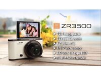 Casio exlim zr3500 Camera, selfie camera, recorder photo