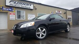 2006 Pontiac G6 GTP-HARD TOP CONVERTIBLE-LEATHER