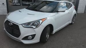 2013 Hyundai Veloster Turbo Leather Pan Roof