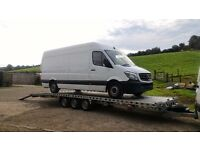 Recovery Towing Service Cars Vans Tractor 24/7 Automobile Breakdown