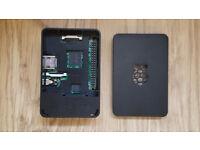 Raspberry Pi 2 Model B Version 1GB RAM Board Quad Core CPU w/ Black Case