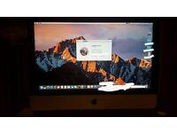 "Apple iMac 21.5"" (late 2013) slim model"