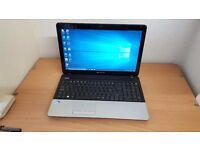 Packard Bell Laptop Microsoft Windows 10 Office 4GB RAM 1TB HDD Wifi