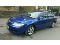 Mazda 6 it could swap