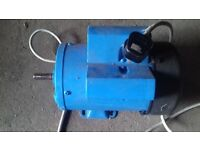 240V ELECTRIC MOTORS CHOICE OF 2
