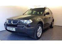 2004 | BMW X3 2.5i SE 5dr | AUTO | LEATHER | FRONT & REAR SENSORS | CRUISE CTRL | FULL HISTORY | MOT