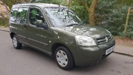 2005 CITROEN BERLINGO MULTISPACE 5 DOOR MPV 1.9 DIESEL LONG MOT CHEAP CAR 05 REG