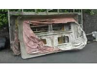 Volkswagen type 2 camper van folding roofs