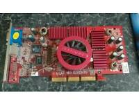 Agp geforce 3 graphics card
