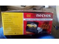Necvox DVA-7669 (Built in DVD/CD Player