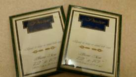 Both Picture Frames