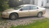 2001 intrepid low kilometers good reliable on road know