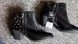 Ladies boots new with tags size 7 £10 can post for extra